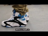 Reebok Shaq Attaq On-feet Video at Exclucity